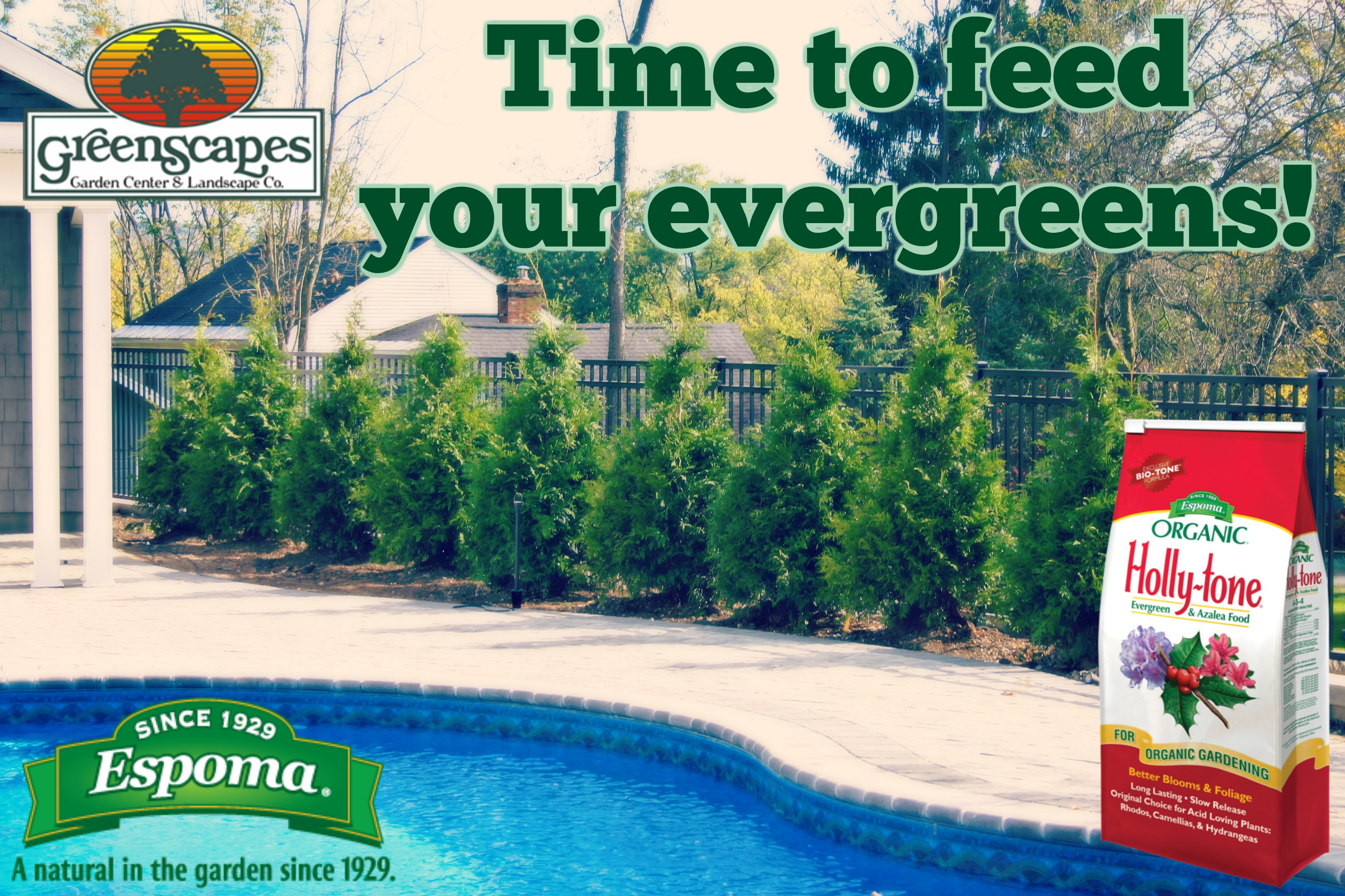 Spring Clean-Up! - GreenScapes Garden Center & Landscape Co