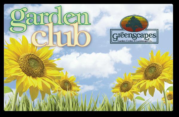 Delicieux Garden Club